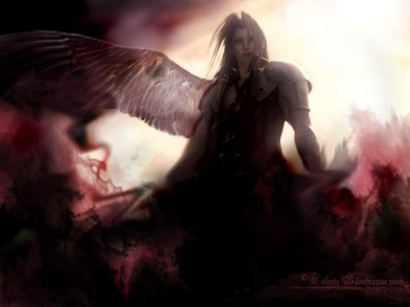 Angels Sephiroth