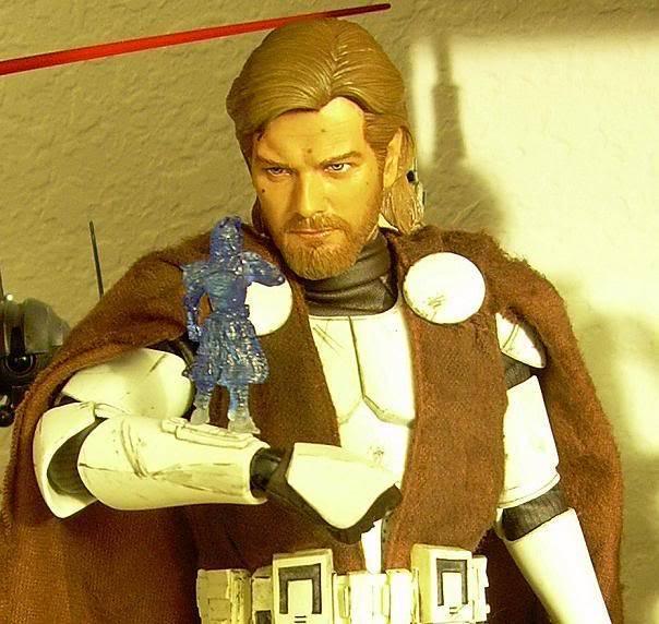 Custom Général Kenobi Clone Wars - 12 pouces DSCN5029