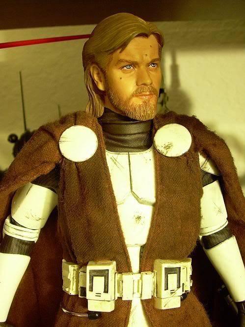 Custom Général Kenobi Clone Wars - 12 pouces DSCN5031
