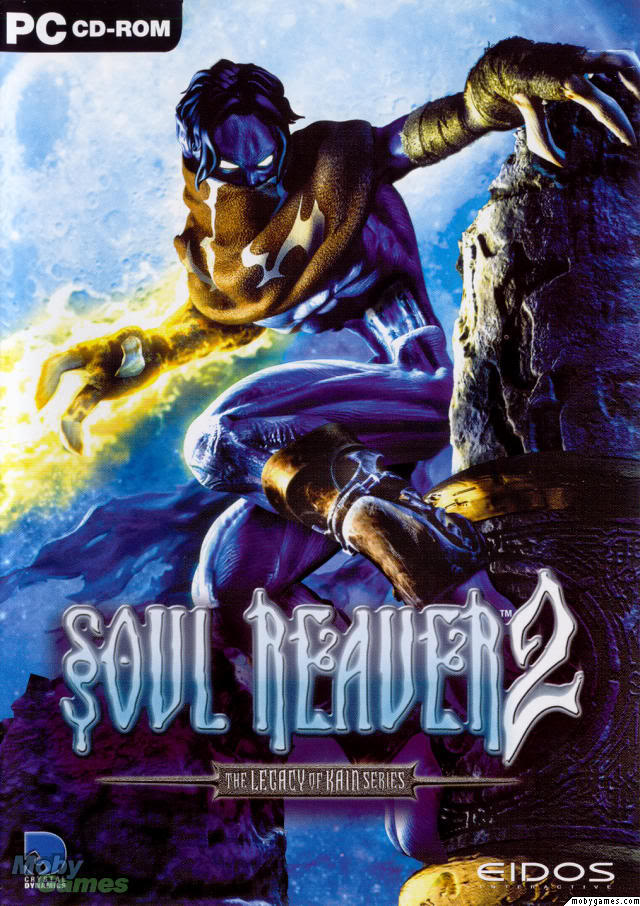 Legacy of Kain Series [ALL 5 INSTALLMENTS] SoulReaver2front
