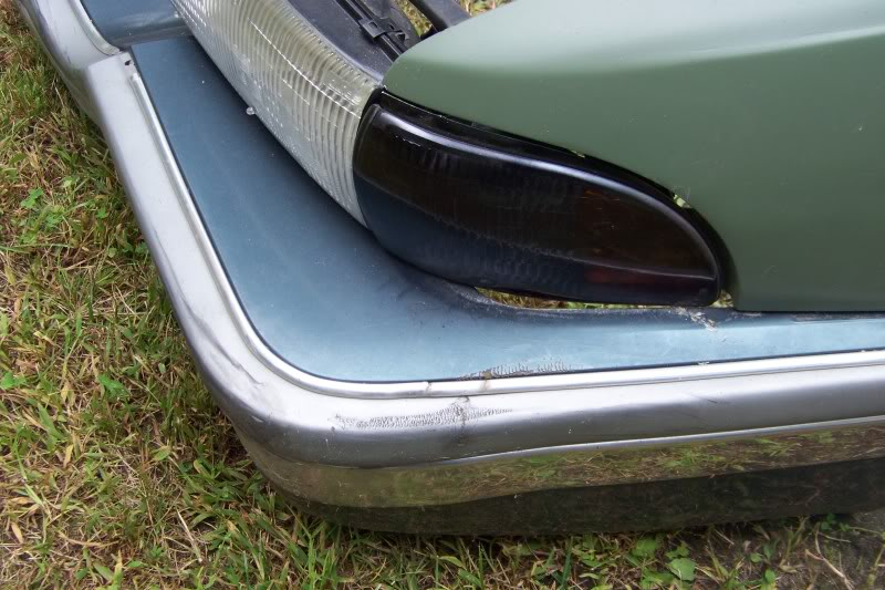 Caprice with RMS bumper cover 100_5797