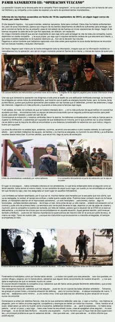 INFORME PAMIR III (DOMINGO 19-09-10) PAMIRIII