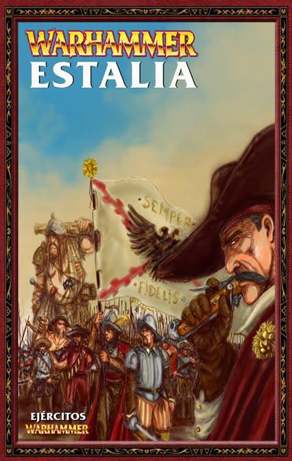 Codex 8ª edición: Estalia PortadaEstalia