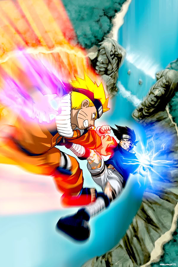 Imagenes de Naruto Naruto_vs_Sasuke__full_by_Makotron