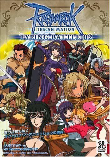 "Ragnarok The Animation ""Completa"" RagnarokTheAnimation"