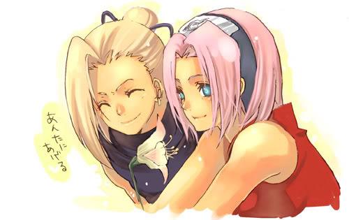 Sakura & Ino Inosaku193gd