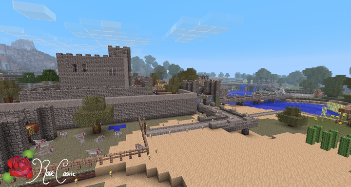 Photos of the Rose Castle!! (UPDATED) 02