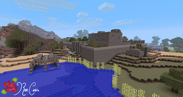 Photos of the Rose Castle!! (UPDATED) 03