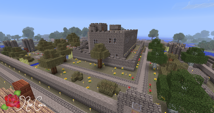 Photos of the Rose Castle!! (UPDATED) 04
