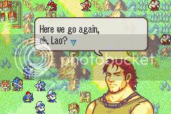 Lao's Let's Play - Fire Emblem (Blazing Sword) 15-11
