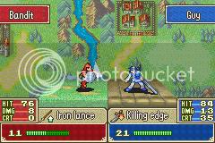 Lao's Let's Play - Fire Emblem (Blazing Sword) 47-6