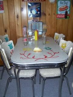 decorating styles? Diner