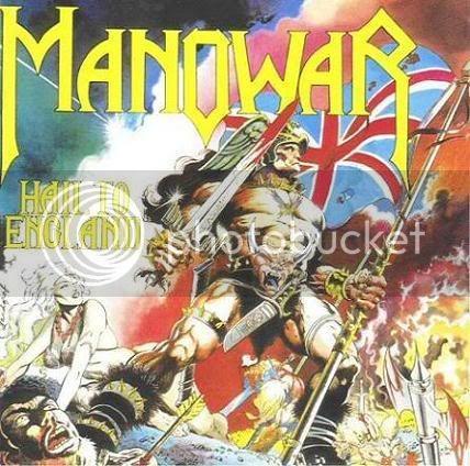 MANOWAR - HAIL TO ENGLAND Hailtoengland