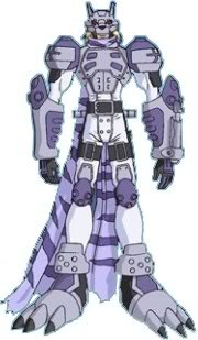 Digimons e treinadores(domadores,comapanheiros) tanto do Bem anto do mal Lobomon