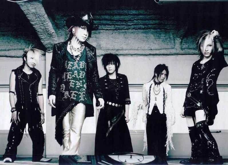 GazettE (Visual kei) - Página 2 Gazette-4