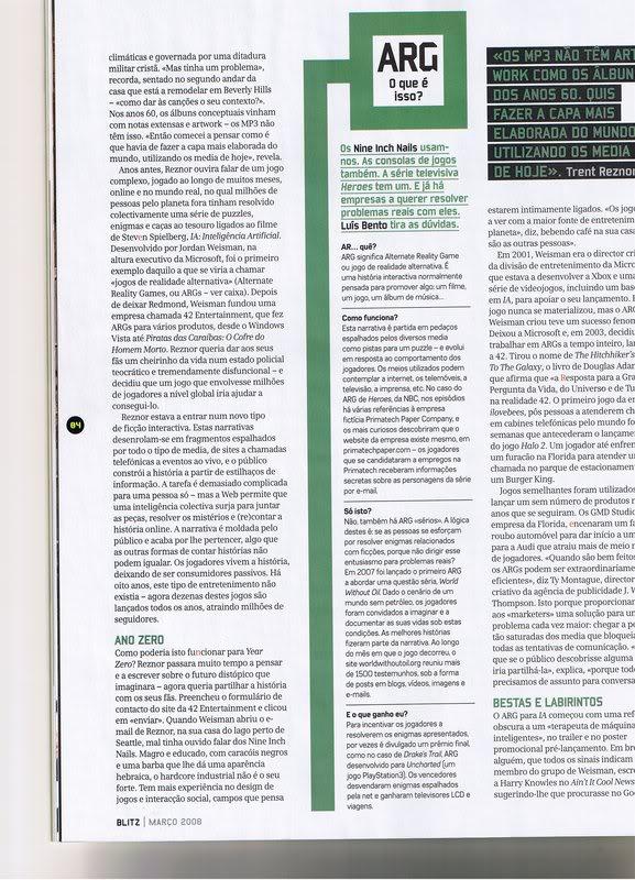 Artigos de NIN na Imprensa Portuguesa Pagina2