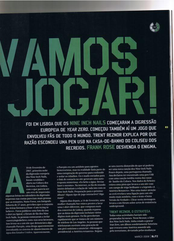 Artigos de NIN na Imprensa Portuguesa Paginanumero1
