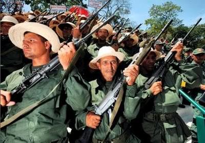 Milicias  Populares Venezolanas 25B5MILICIAS10
