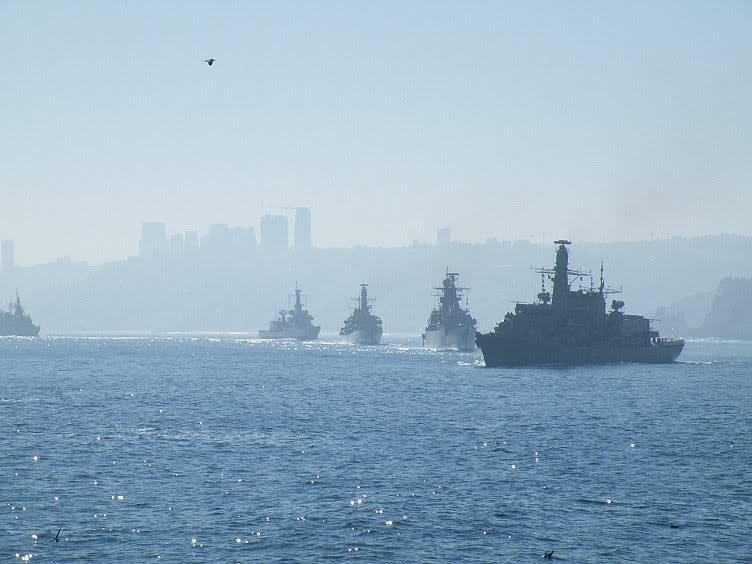 Ejercicios Navales de la Armada Chilena   Escuadra2