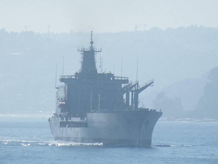 Ejercicios Navales de la Armada Chilena   Montt