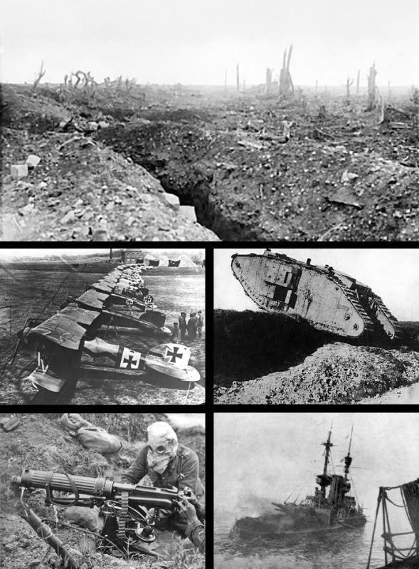 Primera Guerra Mundial Article