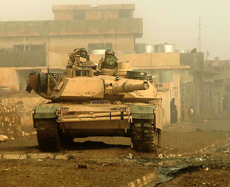 Ejército de los Estados Unidos M1_abrams