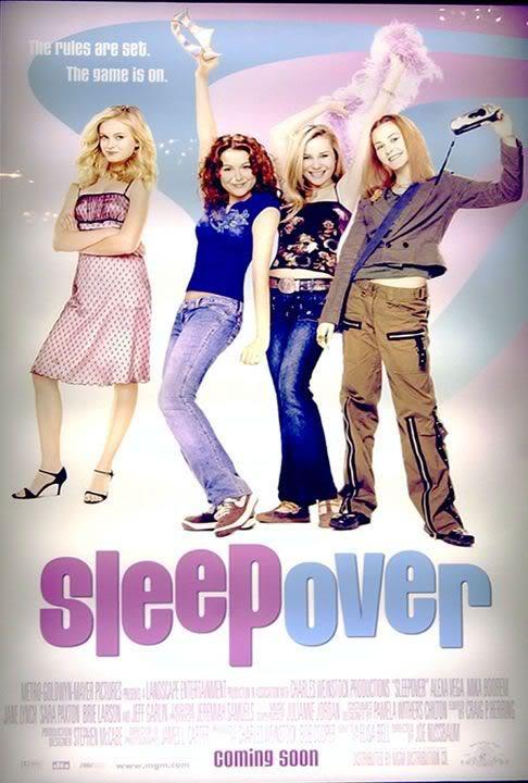 Sleepover / Купон С Преспиване (2004) Sleepover2004DVDRipCover