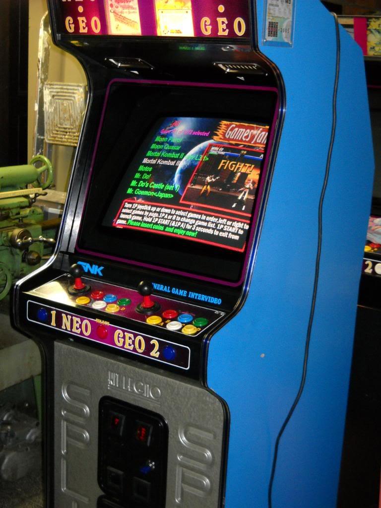 """[vds] MultiGame arcade """"1073 in 1"""" -arcade- DSCN0207"""
