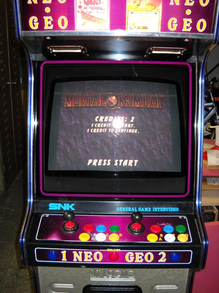 """[vds] MultiGame arcade """"1073 in 1"""" -arcade- DSCN0209"""
