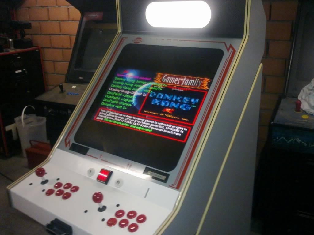 [Vendu] Multigame Arcade Cabinet 3019 in one 19012011100