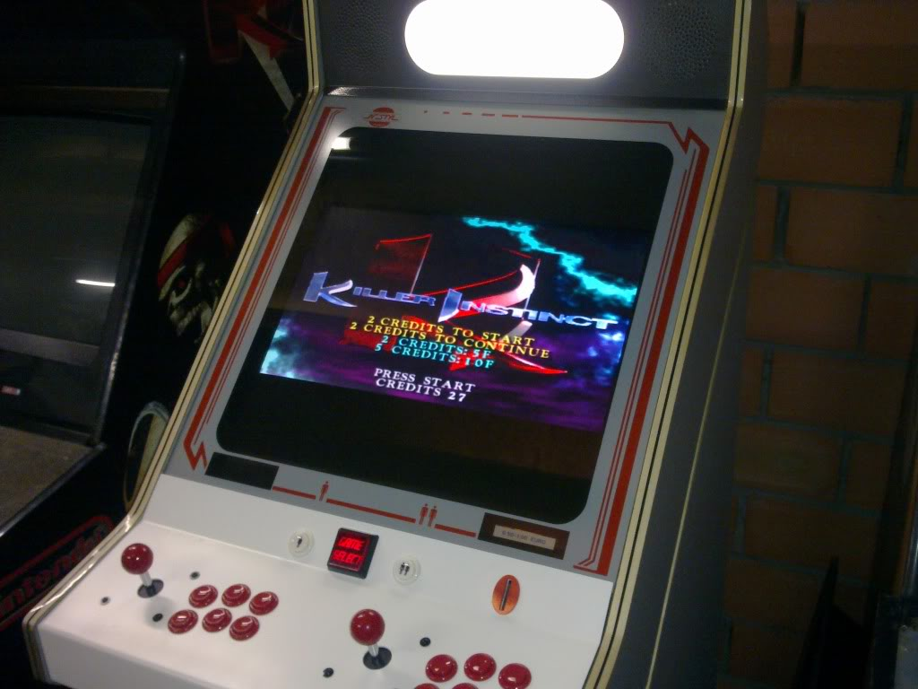 [Vendu] Multigame Arcade Cabinet 3019 in one 29012011105