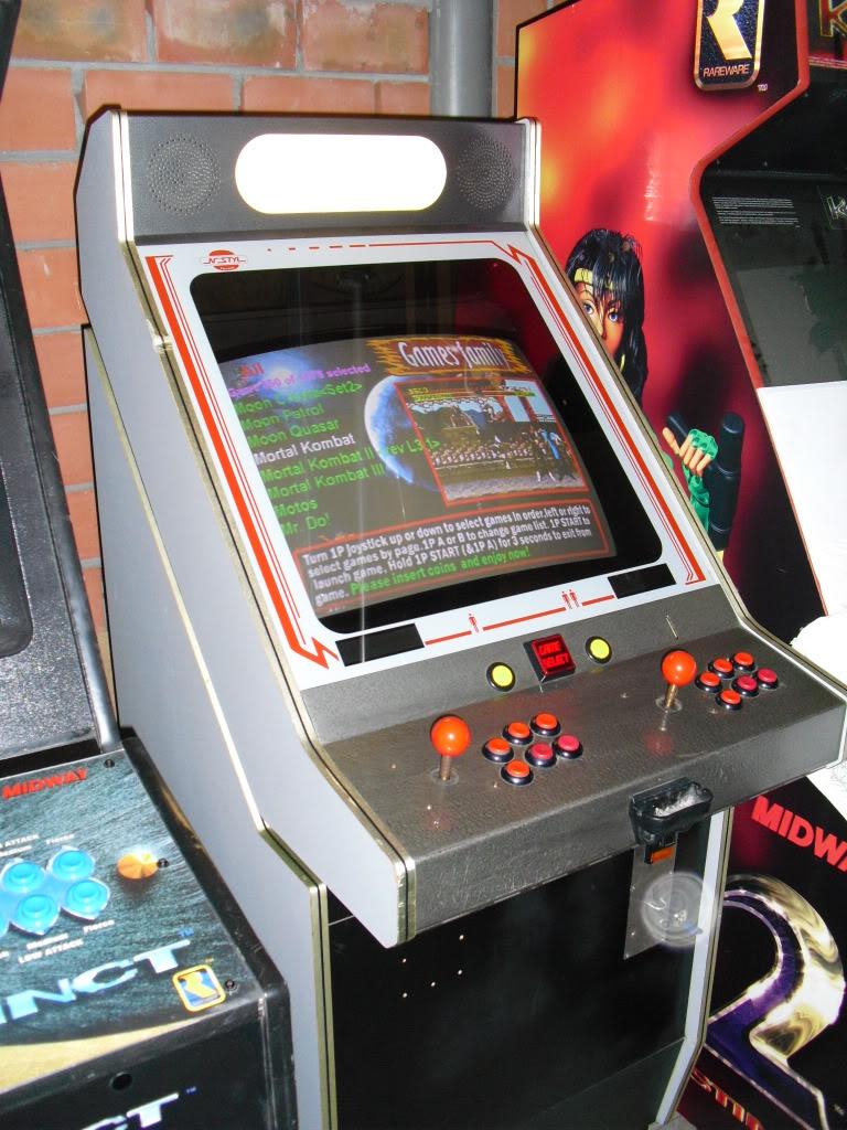 [Vendu] Multigame Arcade Cabinet 3019 in one  CIMG0186