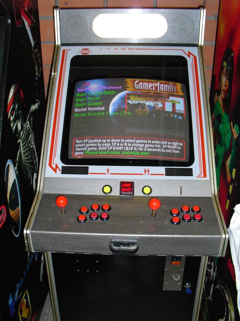 [Vendu] Multigame Arcade Cabinet 3019 in one  CIMG0187
