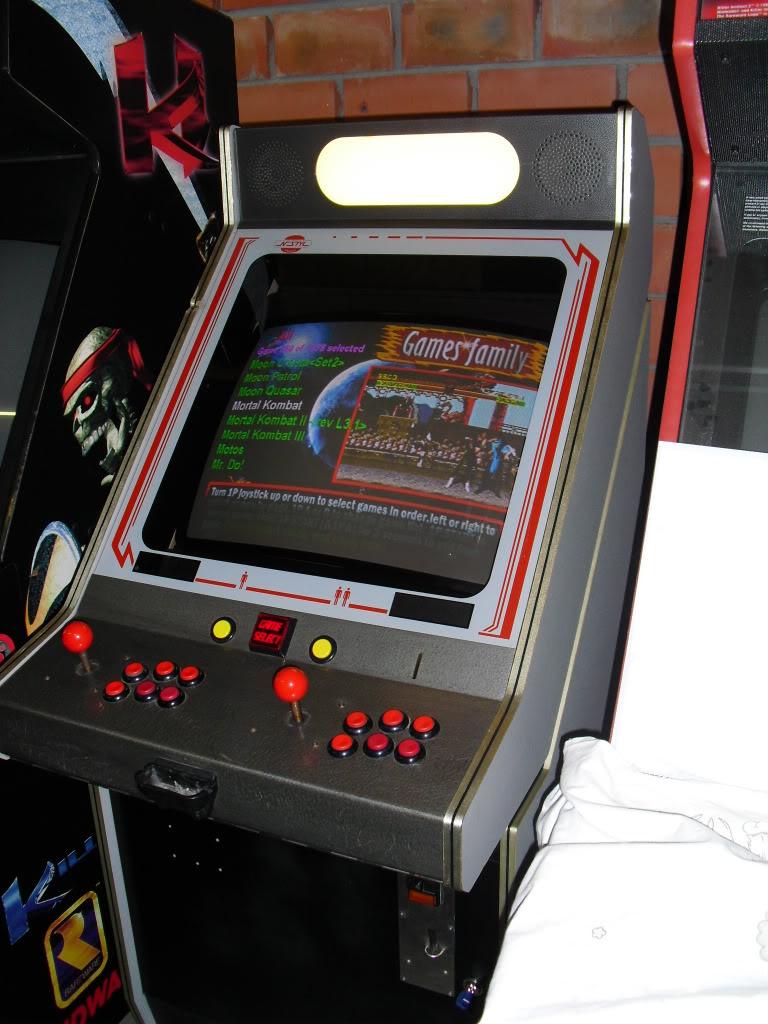 [Vendu] Multigame Arcade Cabinet 3019 in one  CIMG0188