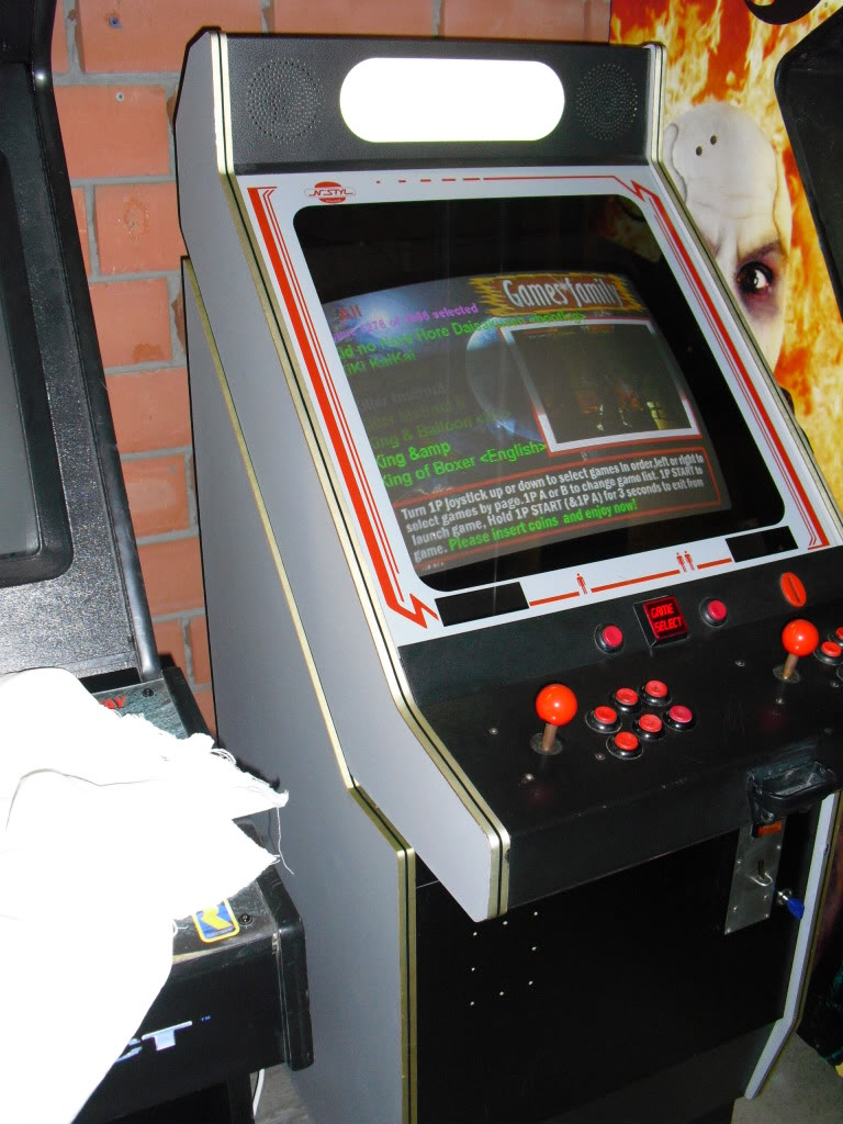 [Vends] Multigame 3019 in one arcade cabinet --new-- CIMG0355