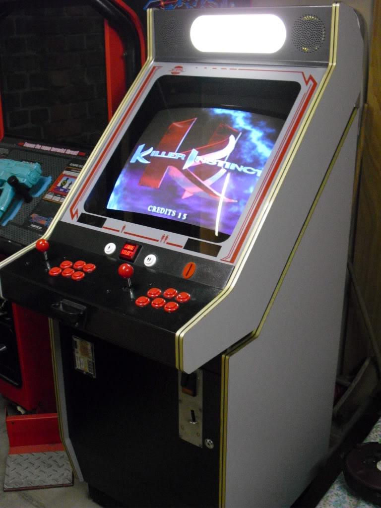 [Vendu] Multigame Arcade Cabinet 3019 in one CIMG0641