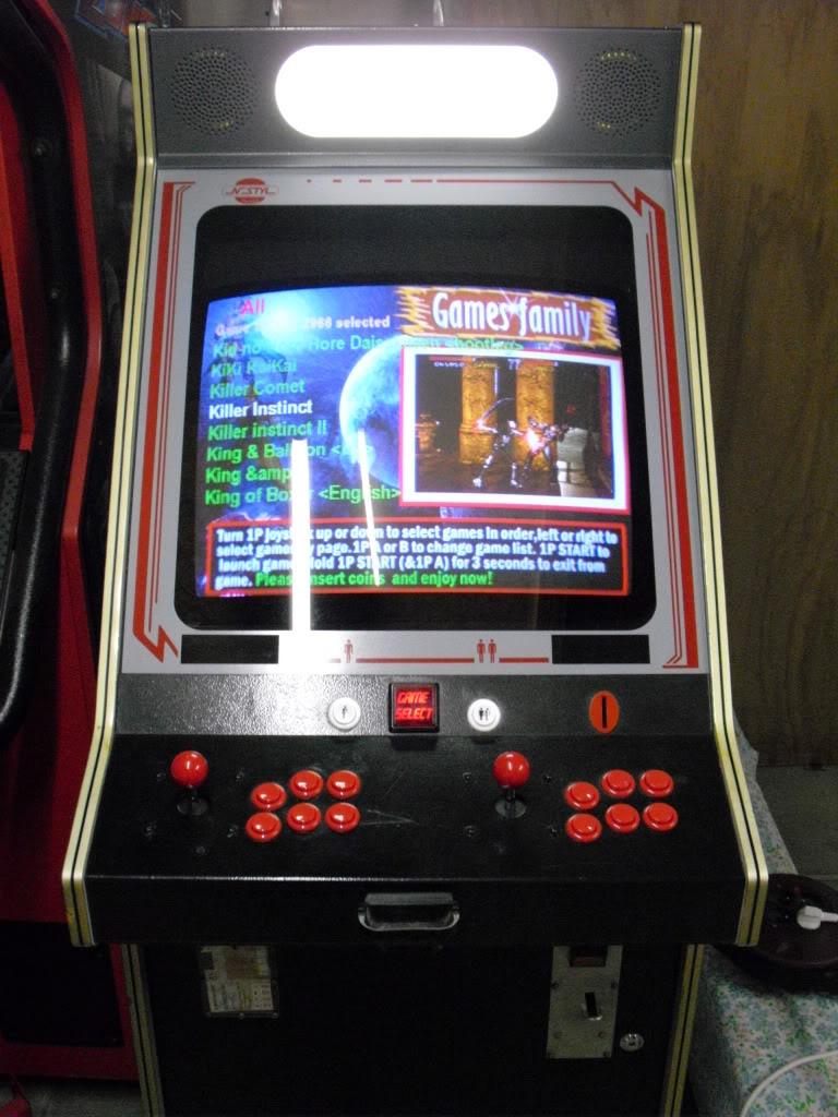 [Vendu] Multigame Arcade Cabinet 3019 in one CIMG0642