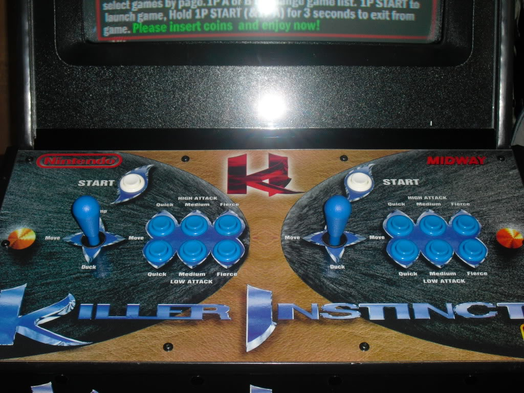 [VENDU] Killer Instinct I dedicated -MultiGame- KI_multi_cpo