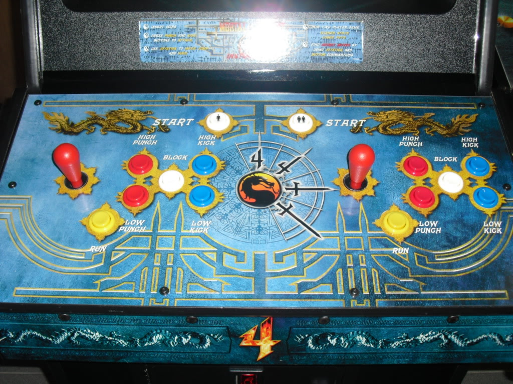 [VENDU] Mortal Kombat 4 -dedicated- Multigame 3033 in one MK4_controlpanel