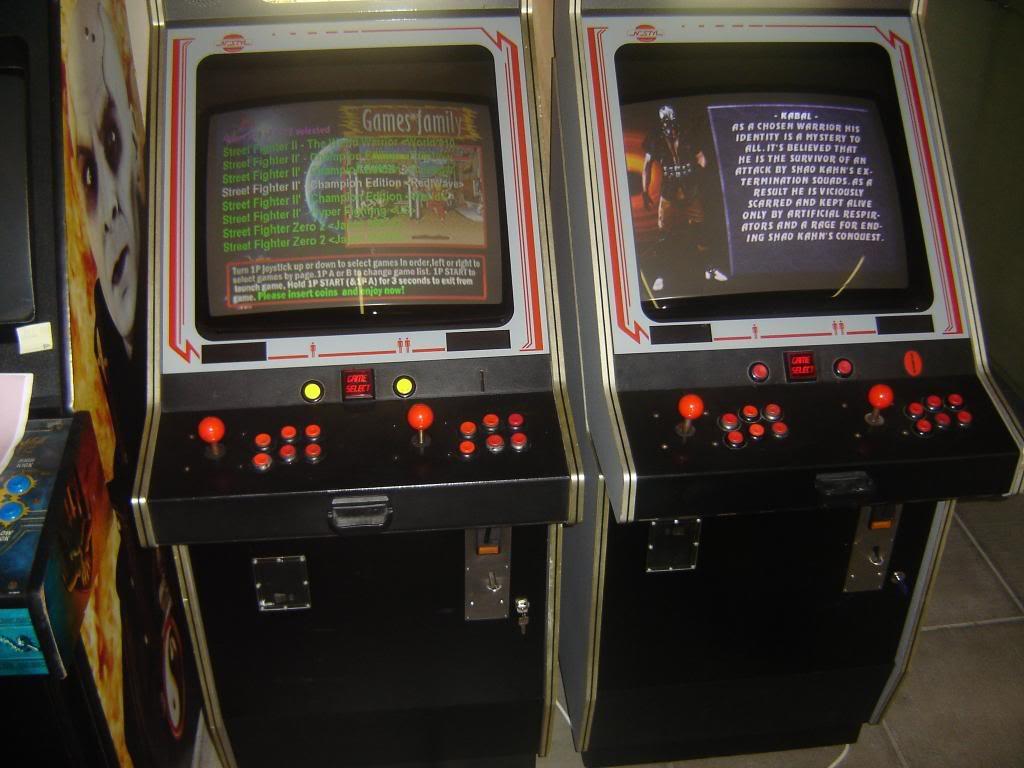 "[vds] MultiGame arcade ""1073 in 1"" -arcade- DSC02004"