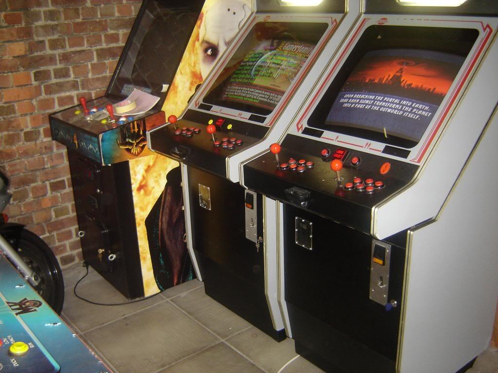 "[vds] MultiGame arcade ""1073 in 1"" -arcade- DSC02006"