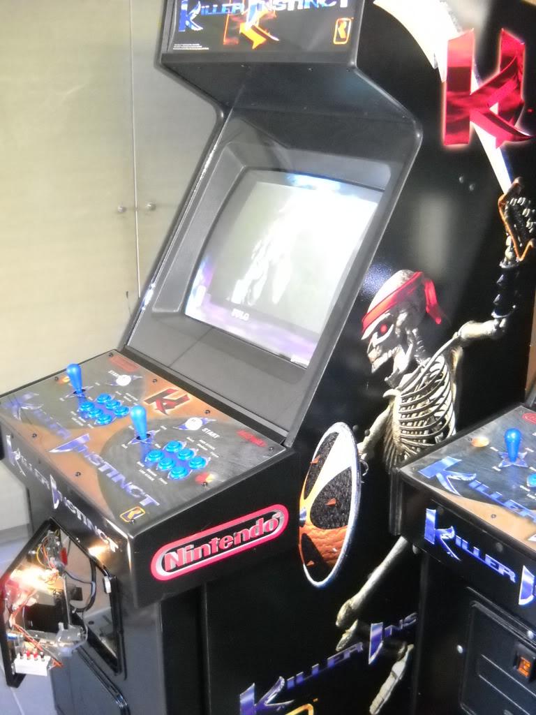 [For Sale] Killer Instinct -KI1- arcade cab original KI1_rightflash