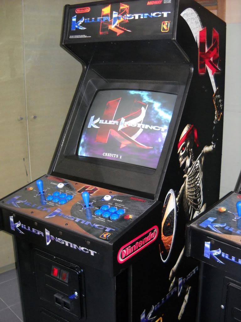 [For Sale] Killer Instinct -KI1- arcade cab original KI1_rightnoflash