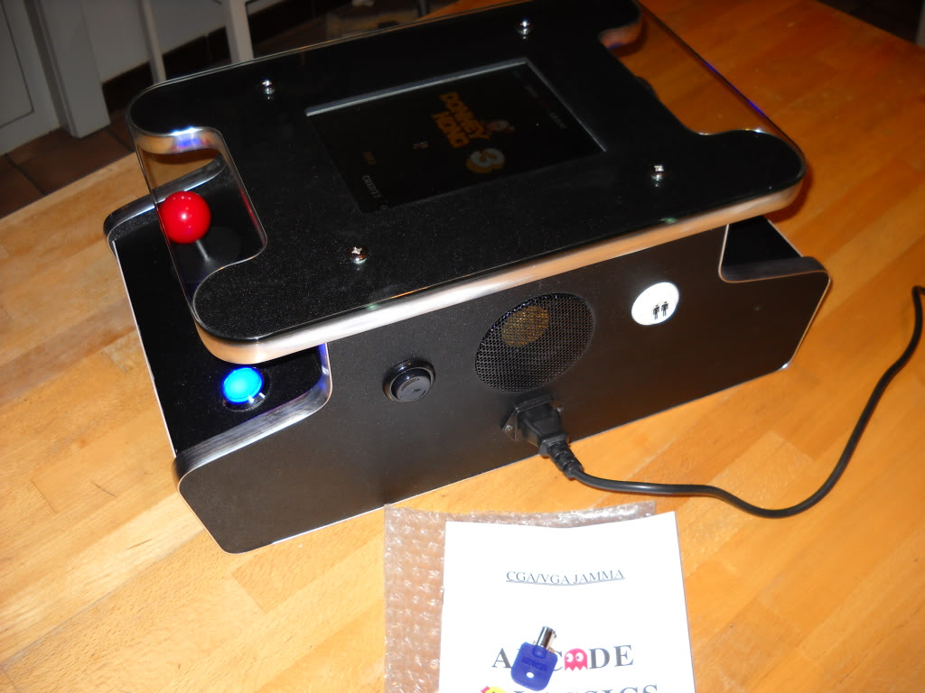 [Vds]--Table coctail machine arcade 60 in one-- Tabletop_right