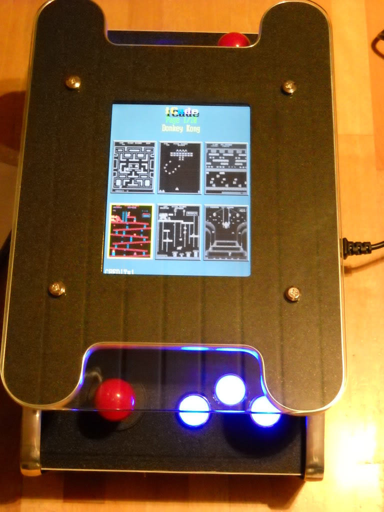 [Vds]--Table coctail machine arcade 60 in one-- Tabletop_topflash