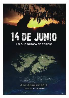 Actos, reuniones y conmemoraciones por Malvinas durante 2011 y 2012. 14dejunioLoquenuncaseperdi
