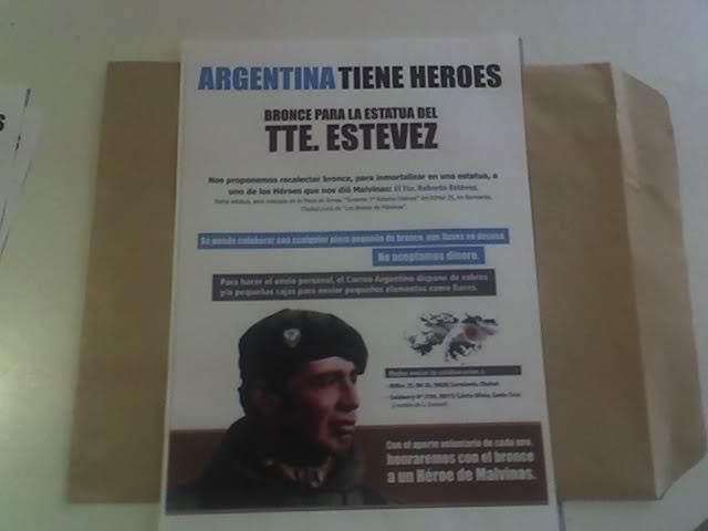 Monumento en el RIMec 25 para el Teniente Estevez. 18-08-10_1406