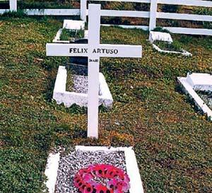 Recordaron el bautismo de fuego de la Fuerza de Submarinos FelixArtuso