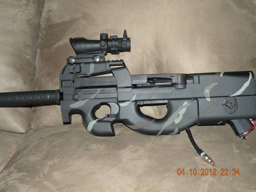 P90 Shell FOR SALE!!!(or trade) DSCN2387