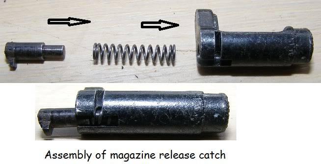 Marushin 1911 Colt Kitset Build 07magcatcha